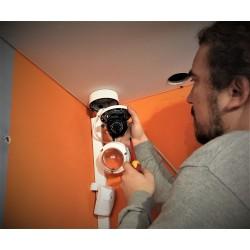 Instalacja kamery wewnętrznej