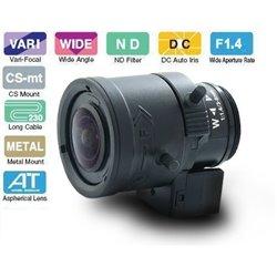 Obiektyw Auto-Iris D/N 3-8 mm FUJINON