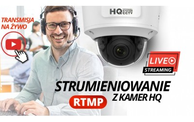 Strumieniowanie RTMP - streaming online